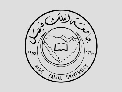 king faisal university logo