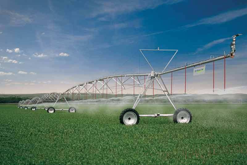 Center Pivot Irrigation Systems